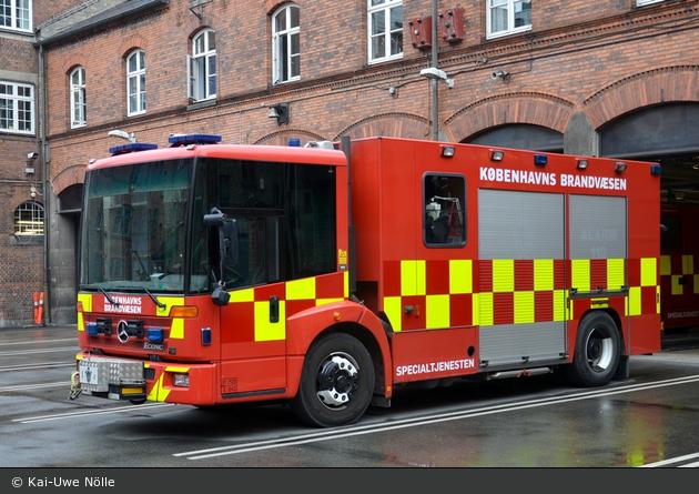 København - Brandvæsen - GW - I 1