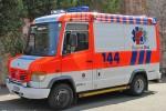 Kreuzlingen - RescueMed - RTW SanThur 330
