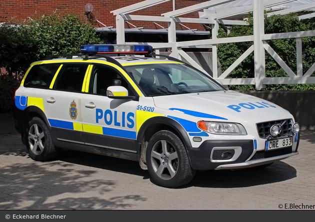 Stenungsund - Polis - FuStW – 1 51-5120