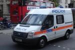London - Metropolitan Police Service - GefKW - ARZ (a.D.)
