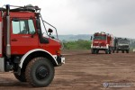 Baumholder - Feuerwehr - TLF 20/45 W - Bundeswehr Unimogs