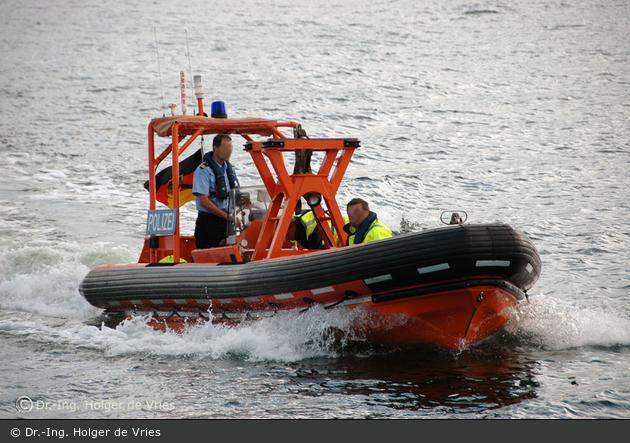 Bundespolizei - Kontrollboot