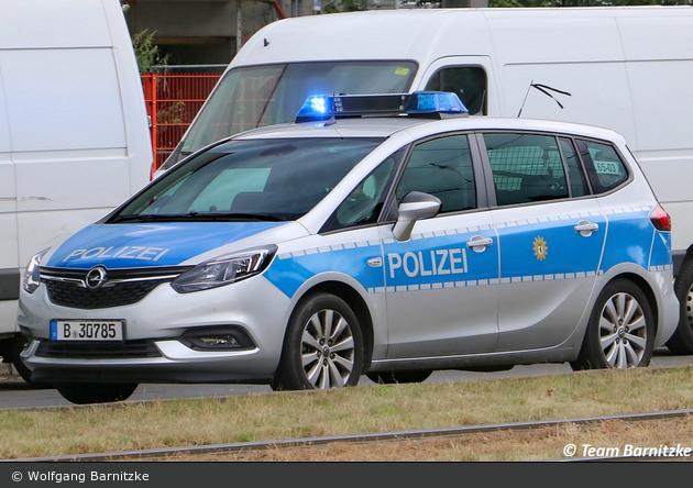 B-30785 - Opel Zafira - FuStW