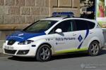 Barcelona - Policía Portuaria - FuStW - V-80