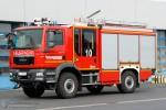 Köln-Wahn - Feuerwehr - FlKfz-Gebäudebrand 2.Los