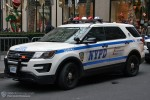 NYPD - Manhattan - Critical Response Command - FuStW 5033