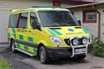 Munkedal - Västra Götaland Ambulanssjukvård - I-RTW - 3 54-96X0