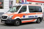 Ambulanz Akut - KTW (HH-UF 663)