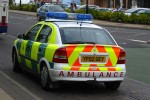 Bathgate - Scottish Ambulance Service - RRV