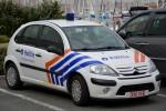 Nieuwpoort - Federale Politie - Scheepvaartpolitie - FuStW