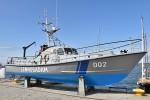 "Tallinn - Eesti Piirivalve - Küstenstreifenboot ""PVK-002"" (a.D.)"