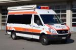 Thal - KaPo St. Gallen - Einsatzleitfahrzeug - 0110