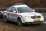 AA 1652 - Police Grand-Ducale - FuSTW (a.D.)