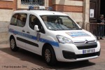 Toulouse - Police Municipale - FuStW
