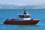 US - CA - Tiburon FD - Fireboat