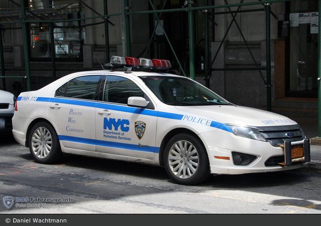 Einsatzfahrzeug: NYC - Manhattan - Department of Homeless Services ...