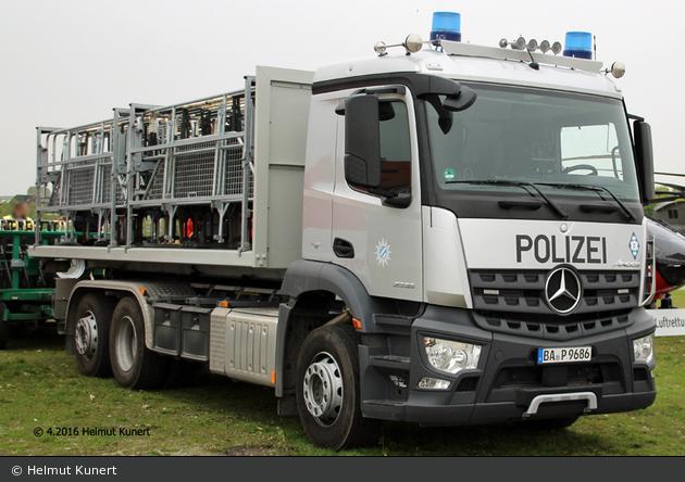 BA-P 9686 - Mercedes Arocs 2536 - WLF