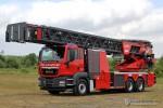 MAN TGS 33.400 - Rosenbauer - DLA(K) 64 (L64)