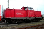 Hildesheim - Deutsche Bahn AG - Rettungszug ( Lok 1 )