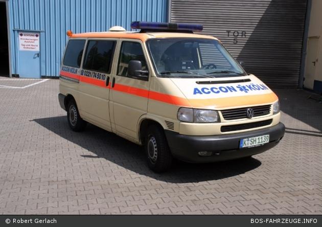 Accon Köln 01/85-39 (a.D.)