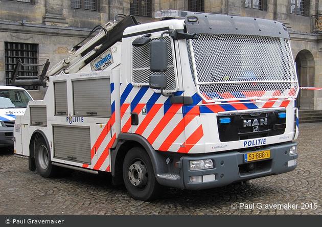 Amsterdam - Politie - DFS - ASF - 1620
