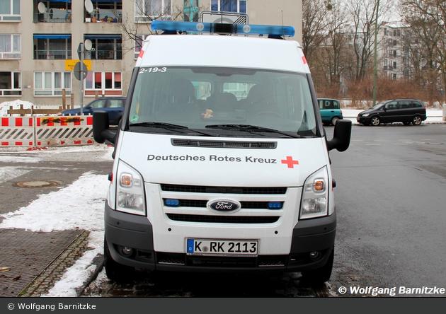 Rotkreuz Köln 02/19-03