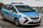 B-7692 - Opel Zafira Tourer - FuStW