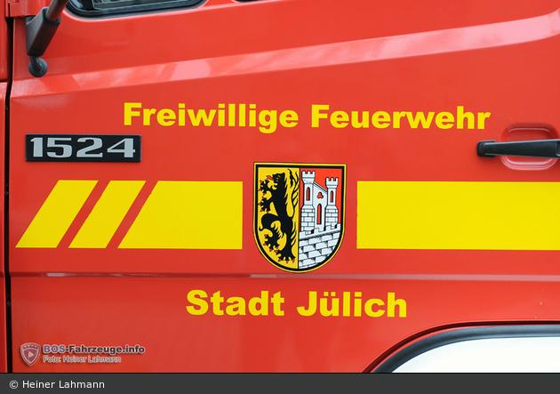 Florian Düren 06/33-01 - Wappen