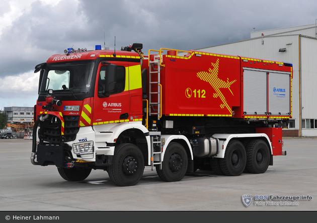 Florian Hamburg Airbus WLF 3 (HH-WF 2200)
