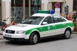 M-32118 - Audi A4 - FuStW