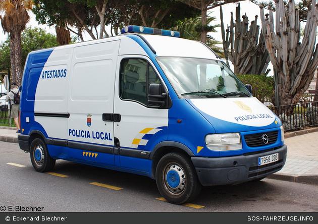 Arrecife - Policía Local - VUKw