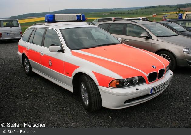 BP19-820 - BMW 5er Touring - NEF