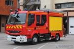 Boulogne-sur-Mer - SDIS 62 - LF - FPTL