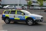 Västerås - Polis - DHuFüKw - 1 24-9730