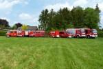 NI – FF Colnrade – Fahrzeugpark im Wandel der Zeit (Stand 2018)