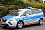 WI-HP 3345 - Opel Zafira Tourer - FuStW