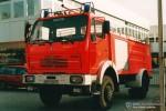 Florian Hamburg 14 Schaumtankfahrzeug (a.D.) (HH-2677)