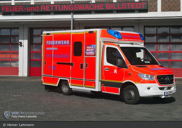 Florian Hamburg RTW (HH-2755)