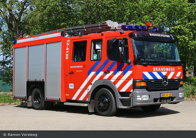 Haarlemmermeer - Brandweer - HLF - 12-4130