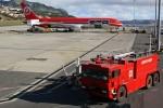 Santa Cruz - Bombeiros Aeroporto da Madeira - FLF - Crash 03