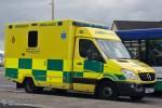 Swindon - South Western Ambulance Service - Ambulance