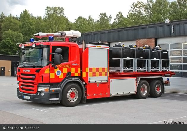 Stenungsund - Räddningstjänsten Stenungsund - WLF - 2 51-4340