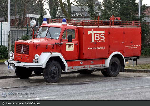 """Hamburg - TBS Bau UG - """"Baufeuerwehr"""""""
