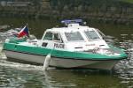 Praha - Policie - 100 742 - Streifenboot