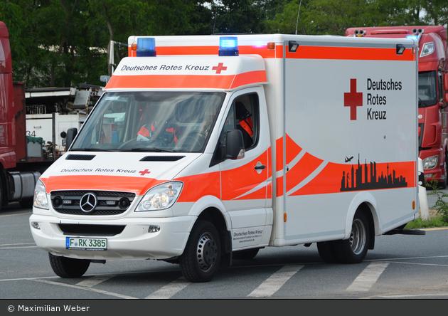 Rotkreuz Frankfurt - RTW (F-RK 3385)