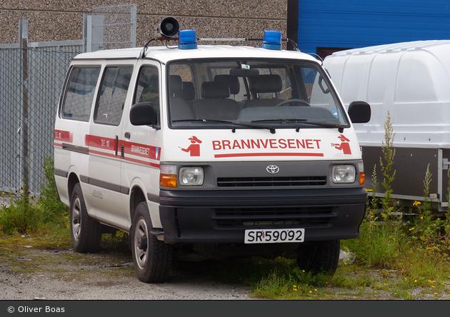 Åndalsnes - Rauma Brann- og Redningstjeneste - MTW