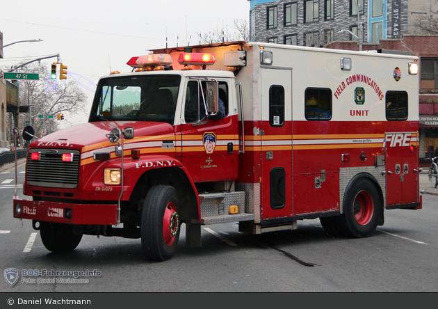 FDNY - Brooklyn - Field Comm Unit 2 - ELW2