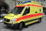 Bern - Sanitätspolizei - RTW