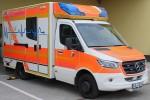 Rettung Ueckermünde RTW 01