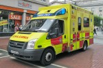 Dublin - City Fire Brigade - Ambulance - D114